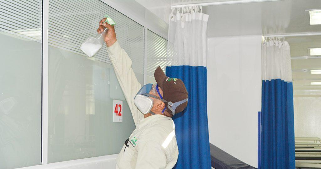 Desinfección en Cali, Control de plagas empresarial