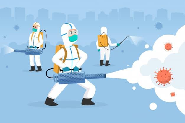 maquina-limpieza-desinfectante-aerosol-traje-materiales-peligrosos-virus-contagiosos-personas-luchan-contra-concepto-virus-corona-desinfectan